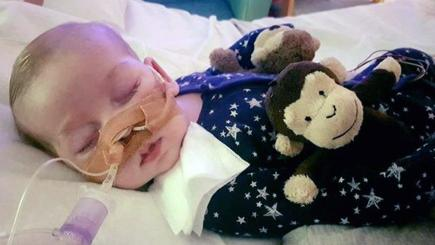 Doctors must continue treating baby Charlie to allow European Court scrutiny