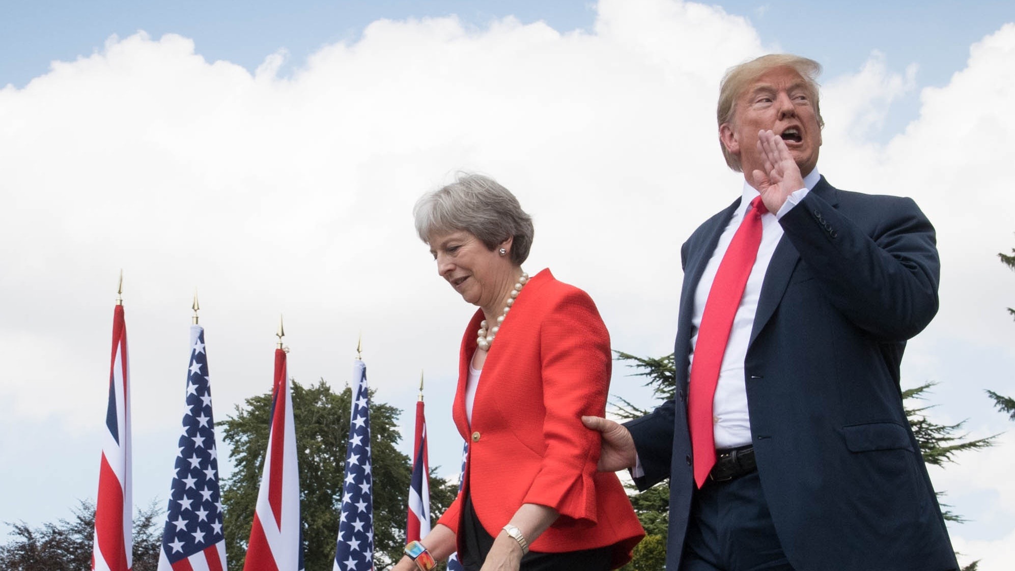 Trump UK visit 'increasingly important' as Brexit looms, MacCallum says