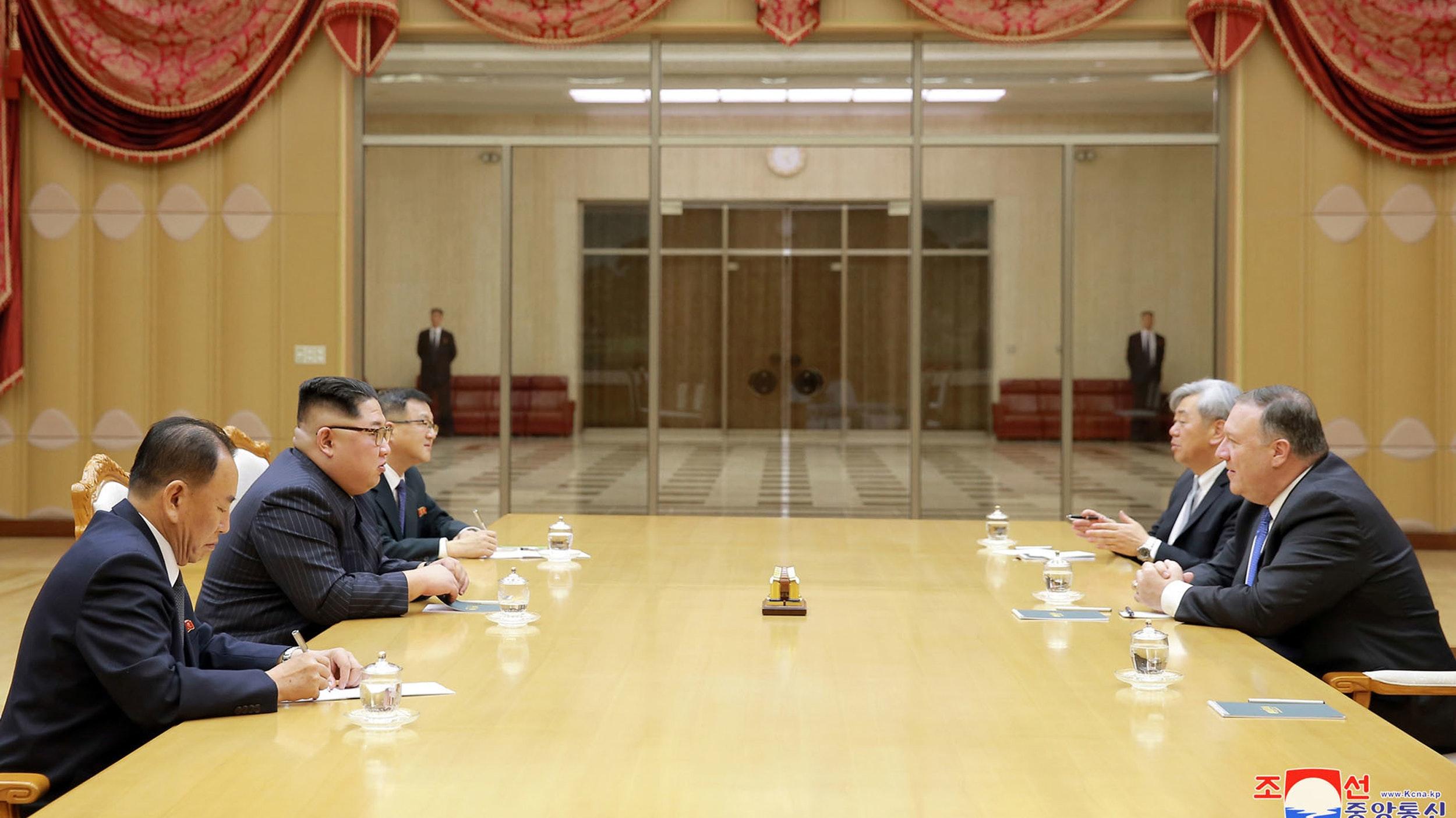 President Donald Trump rejects DMZ as venue for Kim Jong-un summit