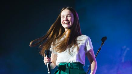 Don't Kill My Vibe singer Sigrid scoops BBC Music Sound Of gong
