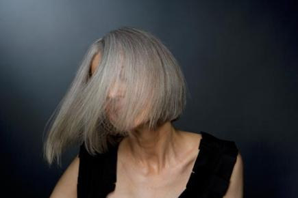 Don't let your grey hair show