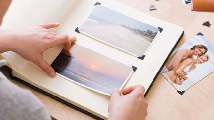 Don't lose your photos to a digital dark age - photo album