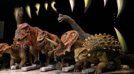 what killed off the dinosaurs The cretaceous-tertiary mass extinction, which wiped out the dinosaurs and more than half of species on earth, was caused by an asteroid colliding with earth and not massive volcanic activity.