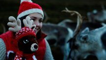 Down-trodden reindeer goes in search of his festive smile in heart-warming Christmas advert