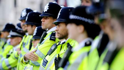 Police first in queue as public sector pay cap axed