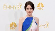 Michelle Dockery says she sometimes pretends to be someone else when fans approach her