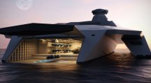 Dreadnought 2050: Is this sleek 50-man warship a vision of the Navy's future?
