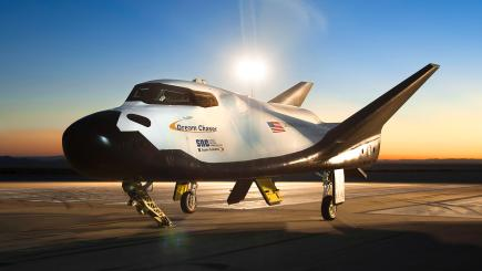 Dream Chaser is a step closer to space station missions after a successful free flight test