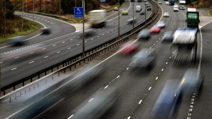 Driverless cars to be put through their paces on UK motorway