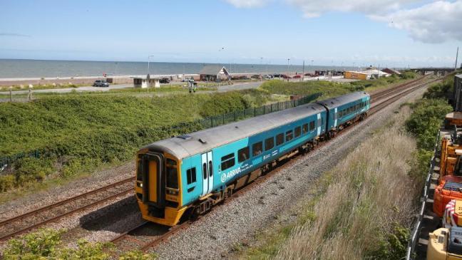 NEW** Arriva Trains Wales 67003   DVT 82306 'Premier Service ...