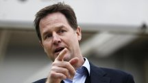 "Nick Clegg will say people's careers should not be blighted because of a ""youthful mistake"""