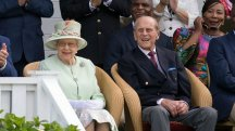 Duke of Edinburgh accompanies Queen to event after hospital treatment