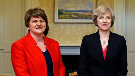 Financial deal between Tories and DUP must be made public - McDonnell