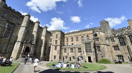 Durham University is sorting students into Hogwarts' Houses
