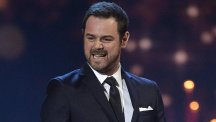Danny Dyer doesn't understand why he's nominated for a Sexiest Male award