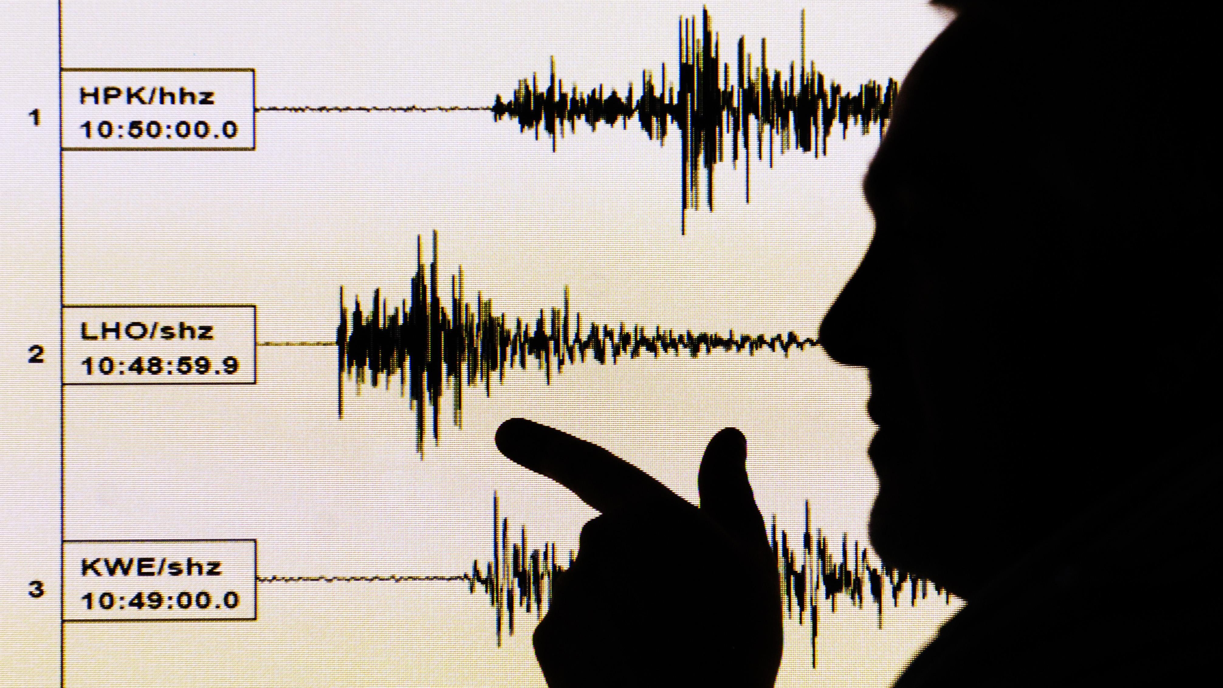Natural disaster  causes tremors across north of England