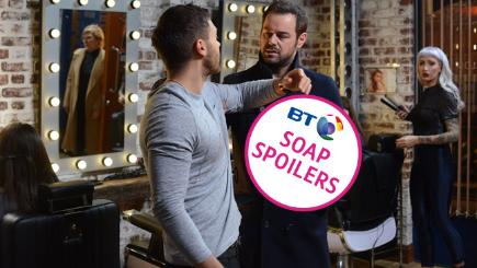 Next week's big soap storylines