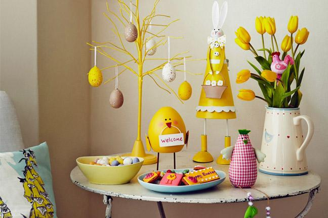 easter tree - Easter Decorating Ideas