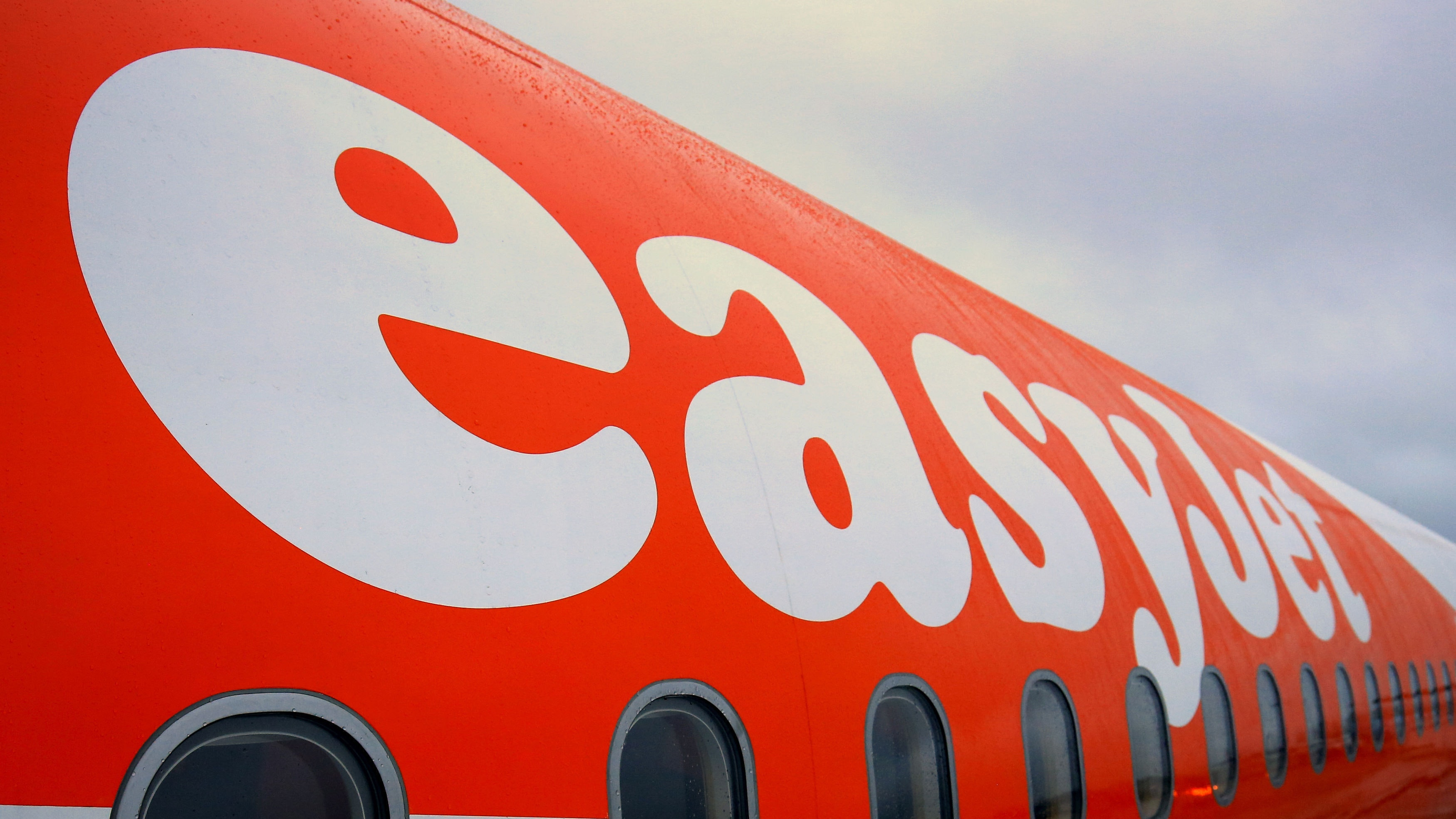 Lift-off for easyJet shares as rival airlines struggle