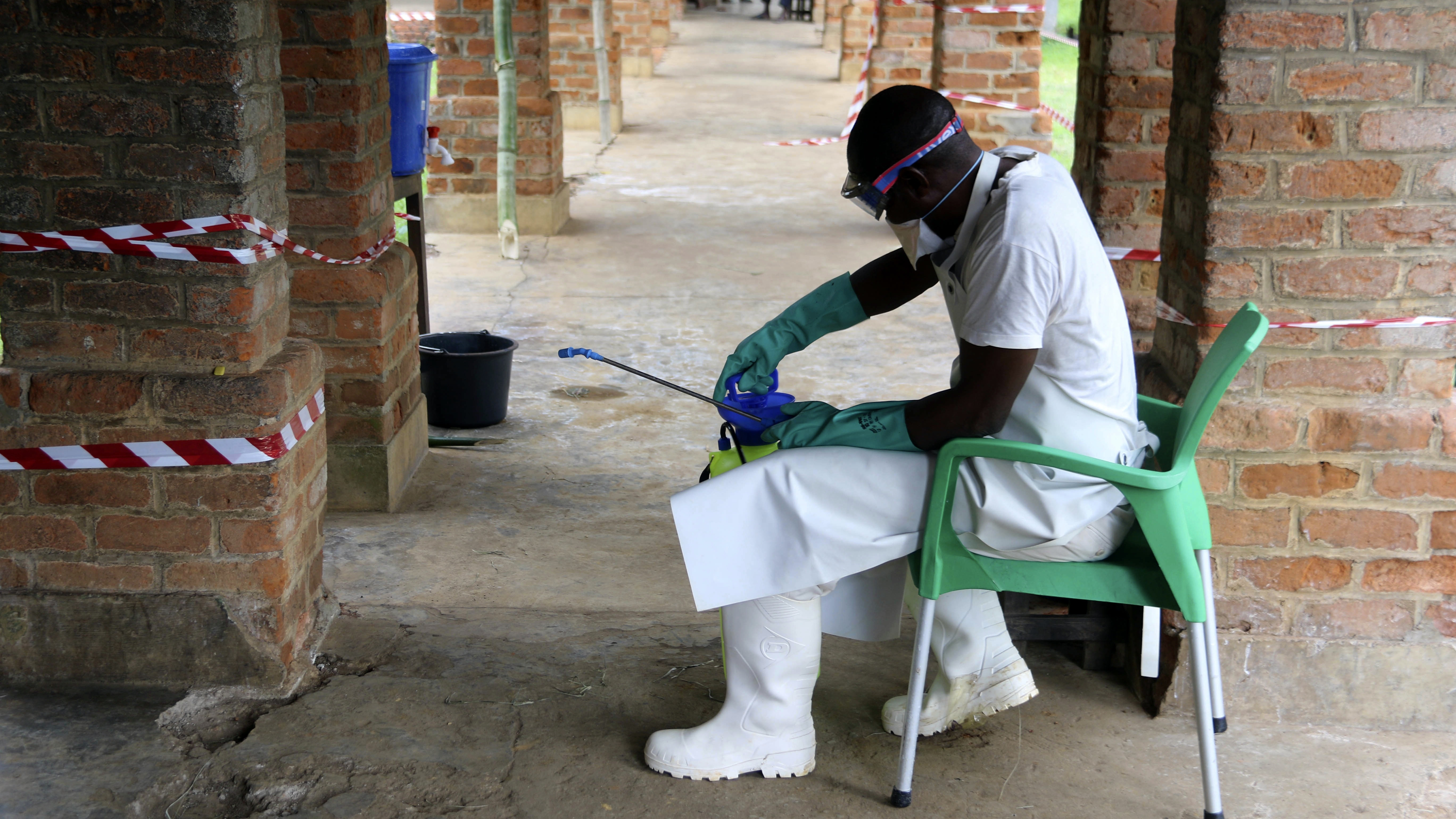 d6bbd6147a5c Congo s latest Ebola outbreak does not yet warrant being declared a global  health emergency