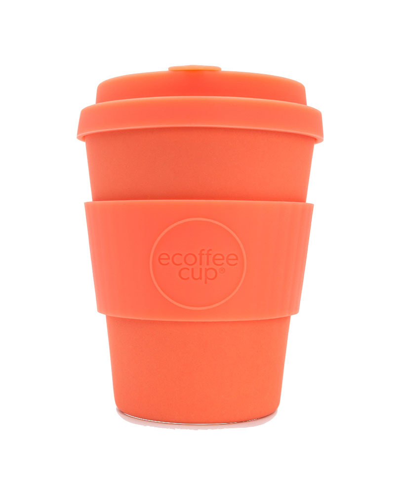 eCoffee Bamboo Reusable Cup