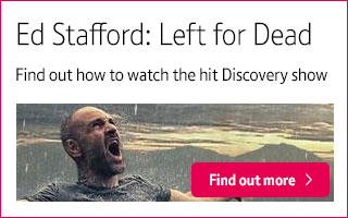 5 reasons to watch Discovery's Ed Stafford: Left for Dead