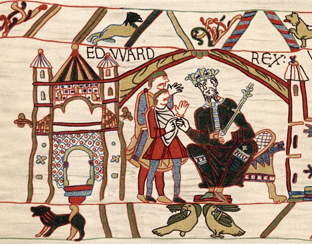 How did edward ii die