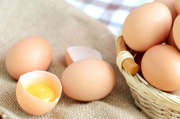 People avoid eggs because they're afraid of the cholesterol, but the choline in the egg yolk actually helps prevent the accumulation of cholesterol and fat in the liver