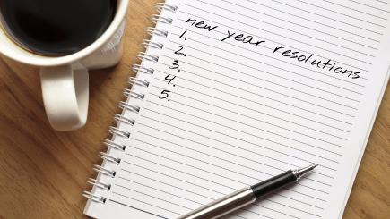 Eight great New Year's resolutions to improve your finances