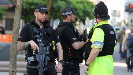 44-year-old man arrested in Manchester bombing inquiry