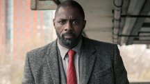 Idris Elba stars in Luther, which he says will be back for another run on TV