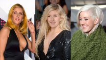 Ellie Goulding's hair style file: The singer talks us through some of her looks over the years