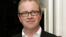 Harry Enfield has said he embarrasses his kids in Bad Education