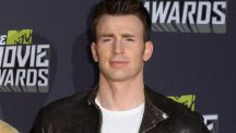 Chris Evans also stars in his directorial debut Before We Go