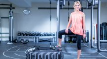 Ever wondered exactly what a personal trainer's own fitness regime is? We've got the answer