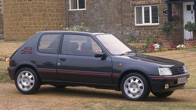 Everyday Classic Peugeot 205 Gti The Hot Hatch For The Eighties Bt