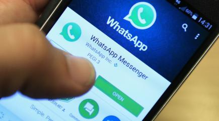 What is WhatsApp's new status feature?