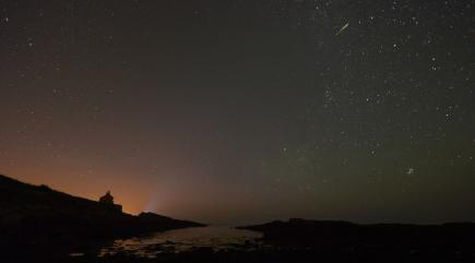 Everything you need to know about this weekend's meteor shower
