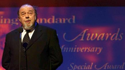 Acclaimed British theatre director Peter Hall dies aged 86