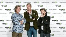 Ex-Top Gear trio Jeremy Clarkson, Richard Hammond and James May on why they signed with Amazon