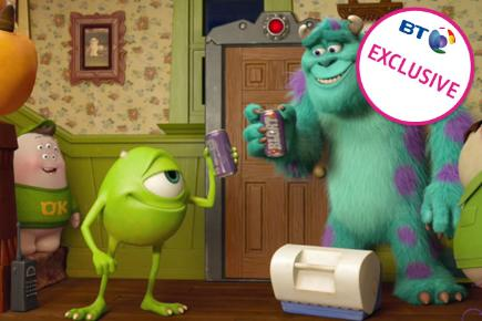 Exclusive Monsters University 'Party Central' short film