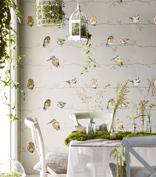 Wallpaper trends 3 key looks to update your rooms bt for Home trends wallpaper