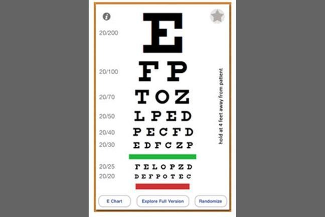 Apps To Test Your Eyesight Bt