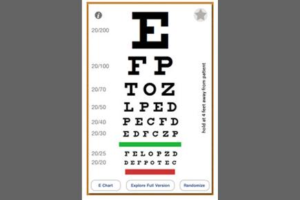 Eye Chart HD by Dok LLC