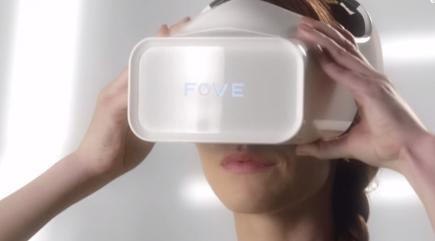 Eye-tracking VR headset FOVE hits its Kickstarter goal in less than three days