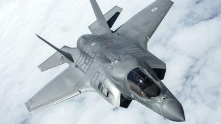 F-35 fighter jet production 'provided massive boost to UK economy'