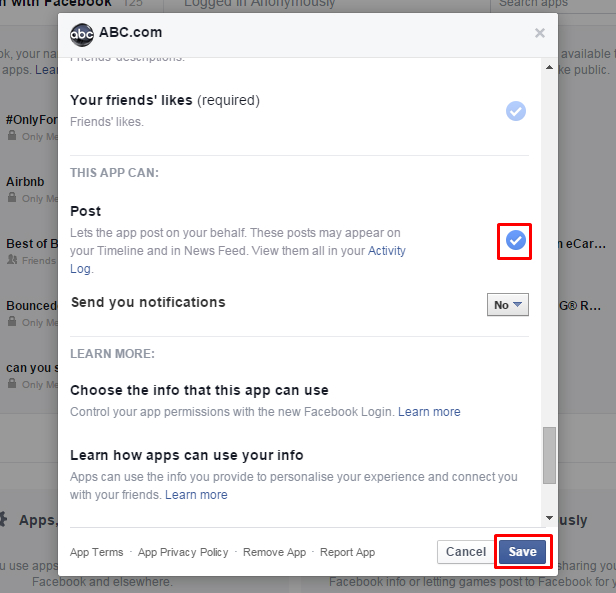Fed up with annoying apps posting on your Facebook Timeline? Here's