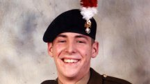 Fusilier Lee Rigby was murdered near Woolwich barracks on May 22 last year