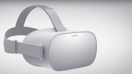 Facebook has a new standalone VR headset – Oculus Go