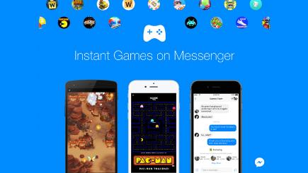 How to play games in Facebook Messenger | BT
